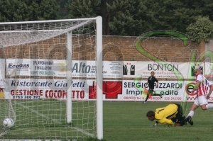 Terza sconfitta per l'Orvietana, il derby va all'Arrone