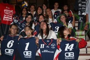 Il Volley Team Orvieto si presenta ufficialmente alla città