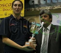 """Trofeo quadrangolare nazionale """"Città di Orvieto"""" di Volley femminile"""