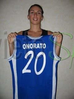 Azzurra Orvieto, arriva Alessandra Onorato a due giorni dall'inizio del campionato