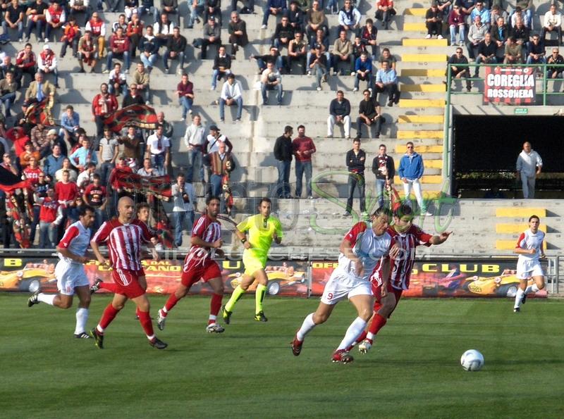 Un gol annullato nega il pareggio all'Orvietana