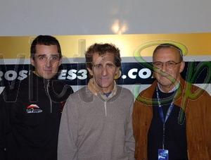 Autodromo di Magione. In gara il figlio di Alain Prost.