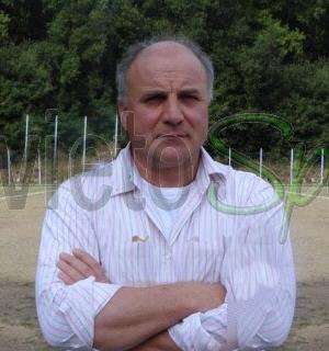 Bruno Cimicchi, allenatore dell'AUDAX protagonista del girone D di terza categoria