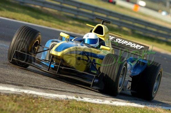 Campionato Europeo formula 3000, oggi le qualifiche su pista bagnata