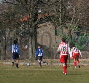 Allievi: Orvietana – V. Maroso 0-0
