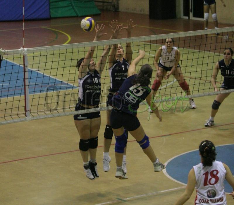 Il Volley Team Orvieto vince tutto, serie C e prima divisione a segno