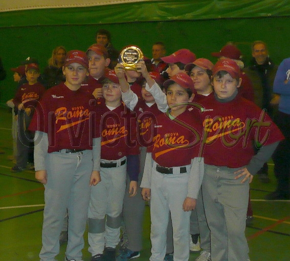 Winter League di Baseball, si conclude con successo la seconda giornata del torneo