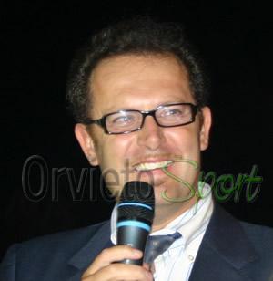 Premio CONI a Lorenzo Anselmi, patron COAR