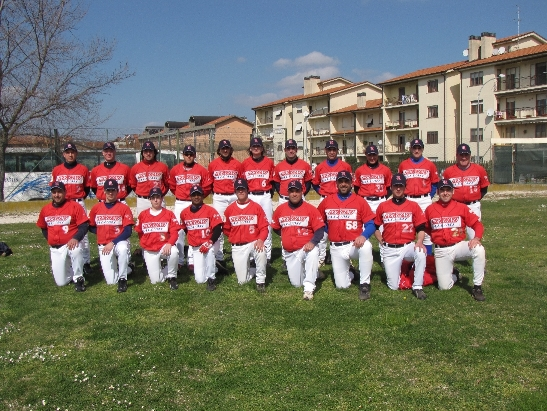 Riparte il campionato di Baseball per la Poggino Salumi