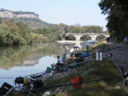 1a prova Campionato Provinciale di Serie C di Pesca al Colpo