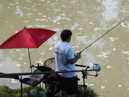Pesca: Trofeo serie C sul Paglia