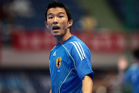 Akira, l'uomo del Sol Levante in Nazionale giapponese