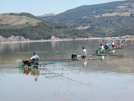 4a prova del Campionato di serie C – Pesca al colpo