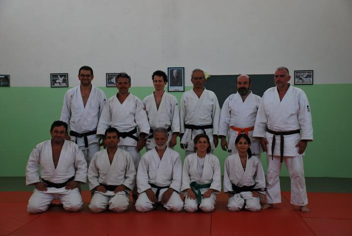 Continuano alla grande gli appuntamenti di studio ed approfondimento sui Kata di judo