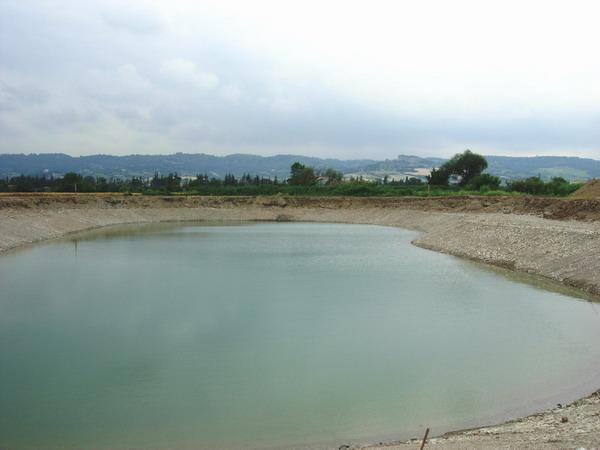 Sono a buon punto i nuovi laghi di pesca sportiva