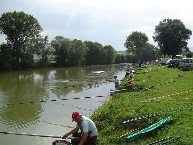 5a prova campionato di serie C – Pesca al colpo
