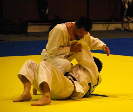 Ancora una volta l'Umbria si veste d'azzurro nel judo
