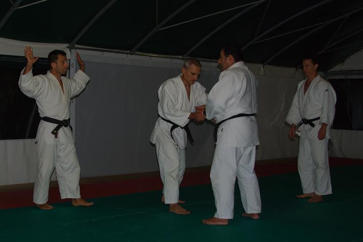 I Stage Residenziale Regionale di Judo-Kata