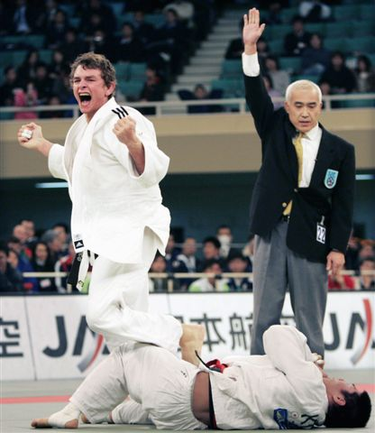 Sabato di grande Judo a Perugia