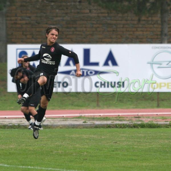 Zona Cesarini ancora amara per l'Orvietana: il Group pareggia al 93'!