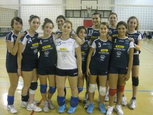 Volley Team Eriresine.com: vittoria tra le mura amiche