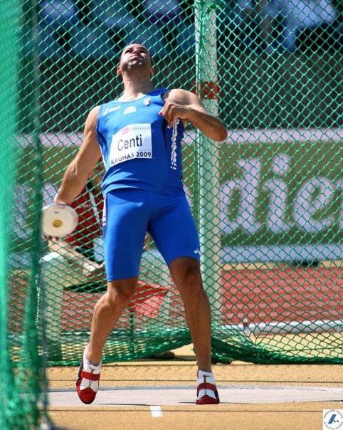 L'atletica Libertas si tinge d'Azzurro, definito l'ingaggio di Diego Centi