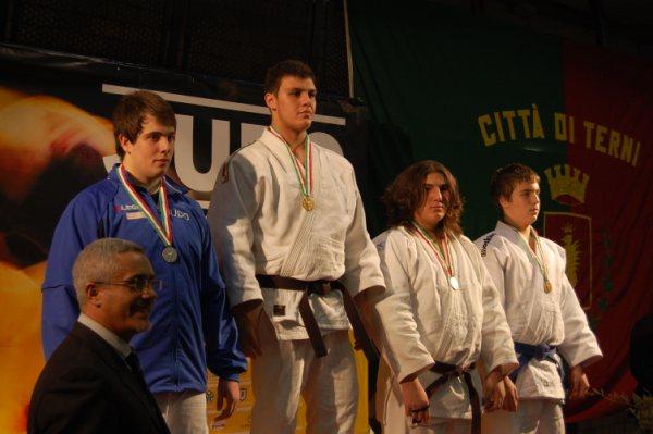 Conclusi i campionati italiani di Judo a Terni