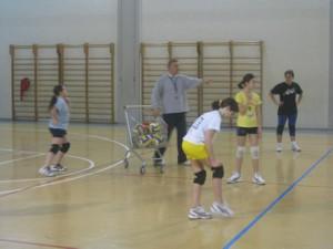 Debutto contro il Narni per il Volley Team U13