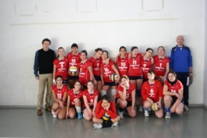 Volley team Under 14 corsaro contro il Bosico