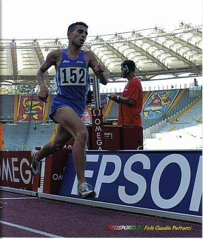 Atletica Libertas Orvieto: arriva Luca Canu