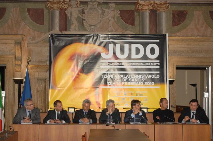 Torna il grande judo in Umbria