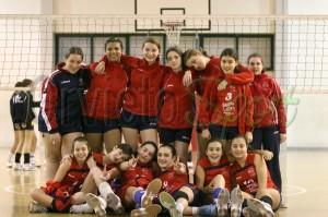 Volley Team U13, prima vittoria nella seconda fase