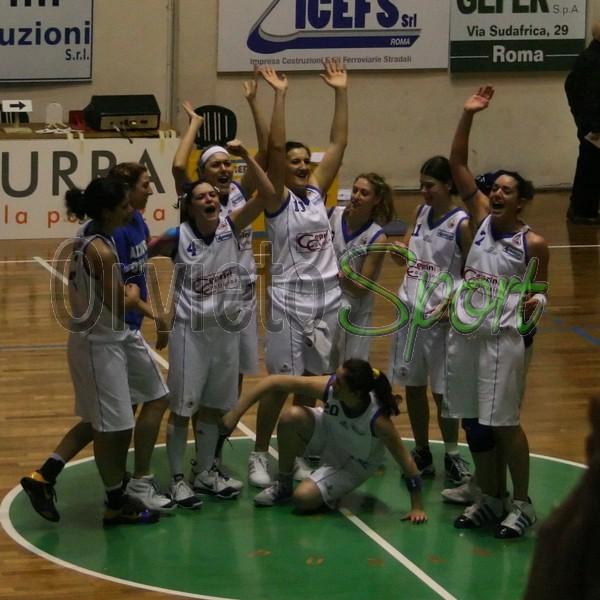 Azzurra … è semifinale!!!