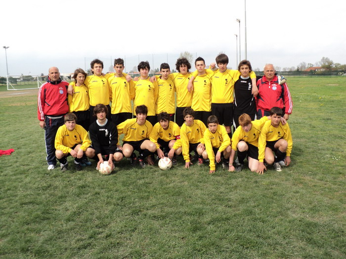 Al Ciconia Allievi la Coppa Fair Play al Torneo di Jesolo