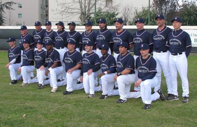 Inizia a Modena il campionato di serie A di baseball