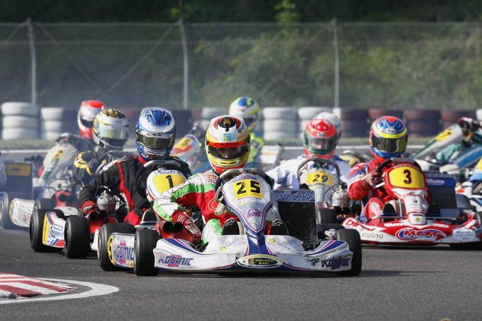 Aspettando l'OPEN MASTERS di kart 2010 scendono in pista i piloti del Trofeo Città di Viterbo