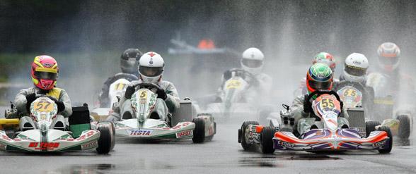 """Circuito Internazionale di Viterbo: al via il prestigioso Trofeo di Kart """"Santa Rosa"""""""