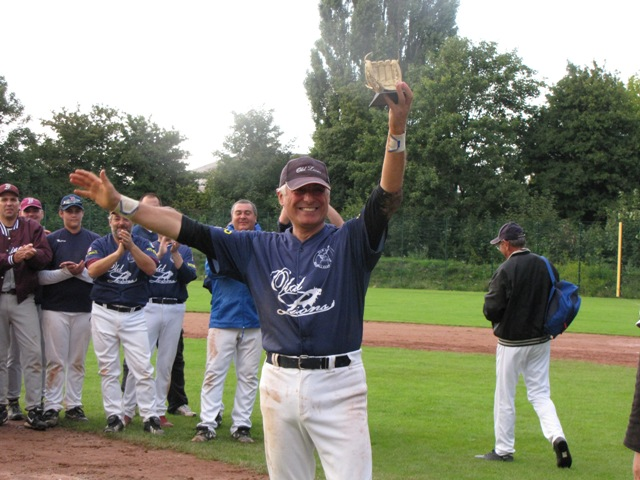 Gli Old Lions si aggiudicano il torneo internazionale in Germania
