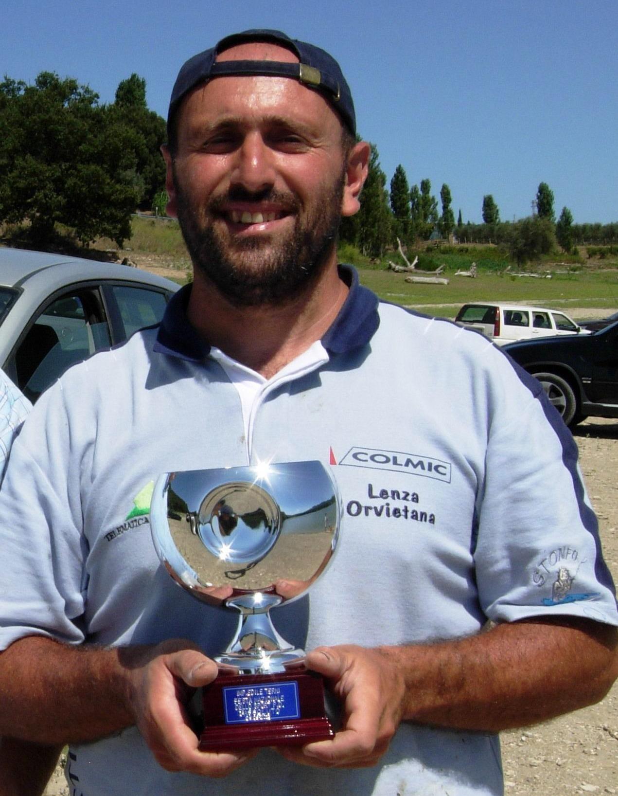 Giacomo Tronconi campione provinciale 2010