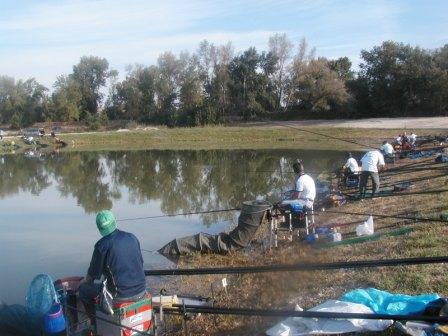 Recupero 2° Prova del Campionato di Serie C-Terni di Pesca al Colpo