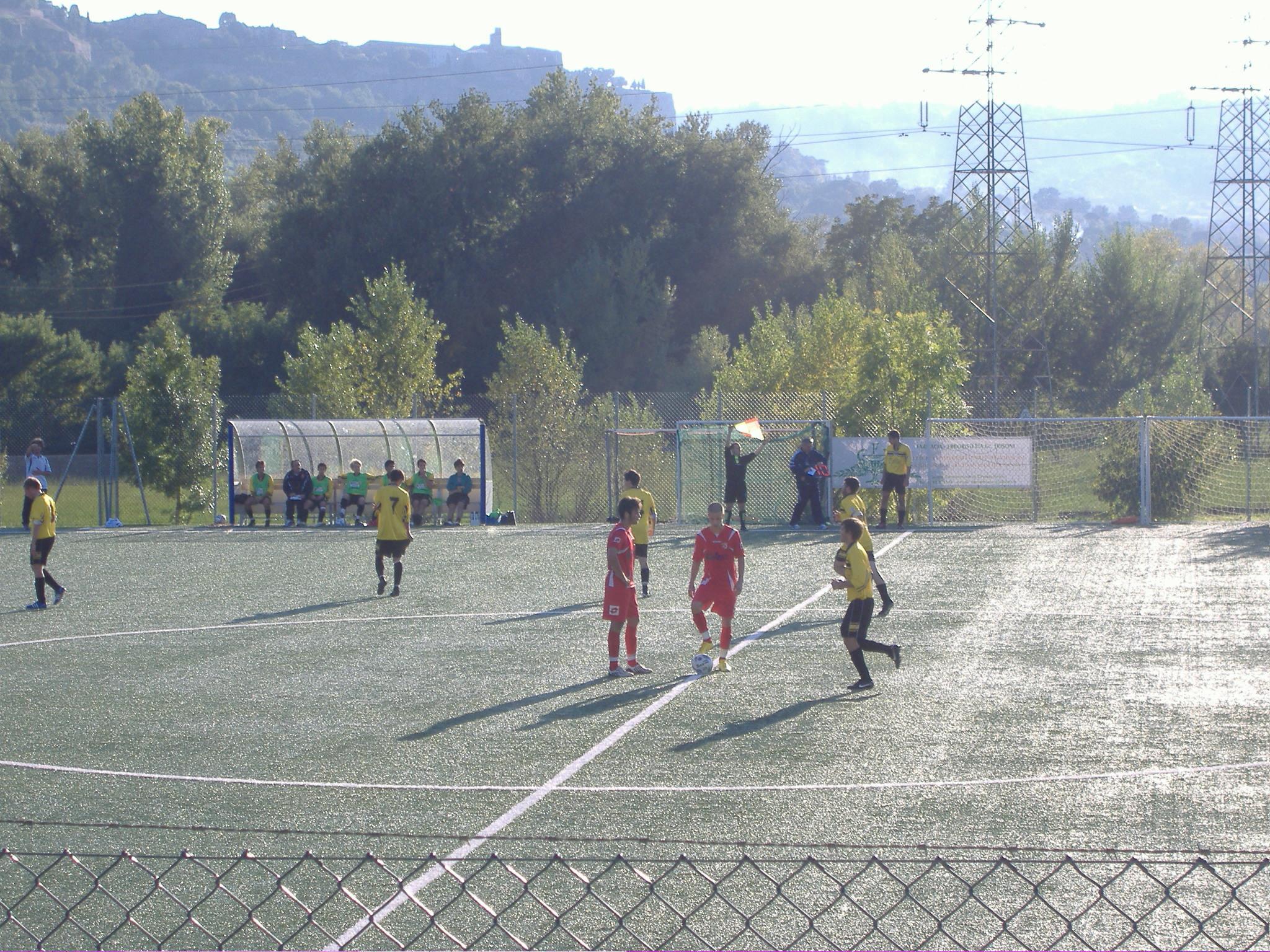 Finisce 1-1 il derby Juniores