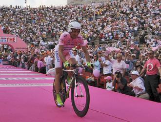 Piombino-Orvieto / Orvieto-Mentana. Fa tappa sulla Rupe il Giro 2011?