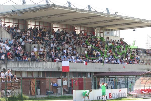 Stadio Muzi: le partite verranno disputate regolarmente