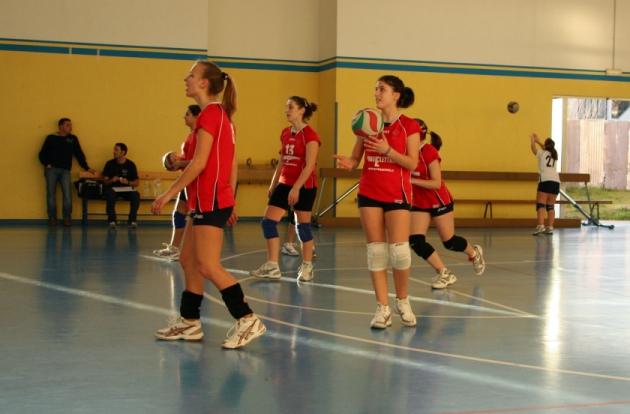 Volley Team U16, niente da fare contro Arrone