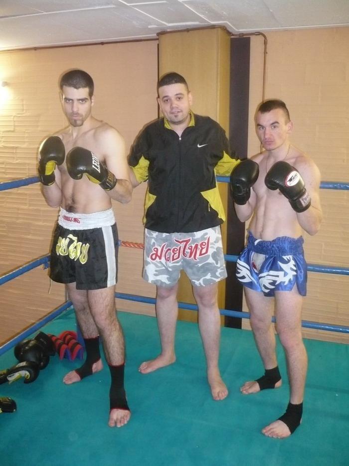 """La """"Kick Boxing Orvieto"""" stravince ai Campionati Interregionali di Livorno"""