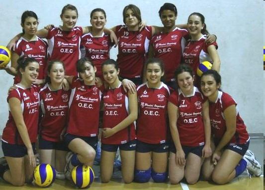 Volley Team U14. Successo netto a Narni e ora semifinale