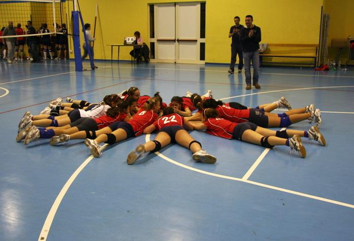 Volley Team U16, vittoria sulla Amerina Pallavolo