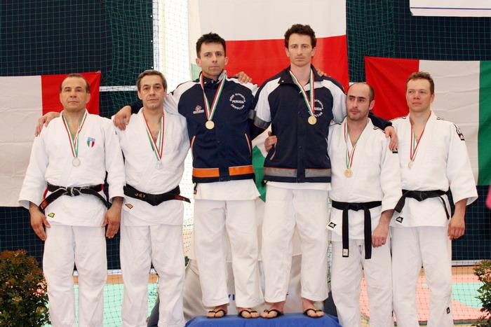Stefano Proietti-Stefano Di Lello la coppia d'oro del Judo umbro