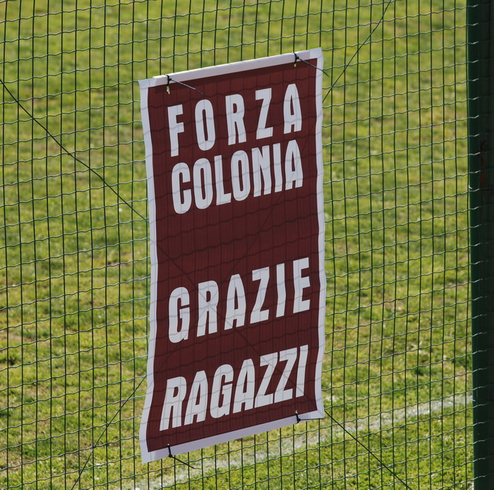 """Terza Categoria """"Coloni…zzata"""". Storica promozione del Colonia in 2a"""""""