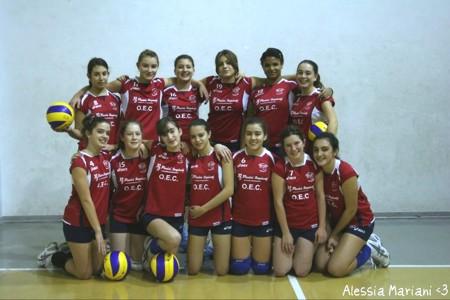 U14 Volley Team da favola, strapazzata la Bosico ora è Finale